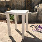 שולחן בר 4 רגליים