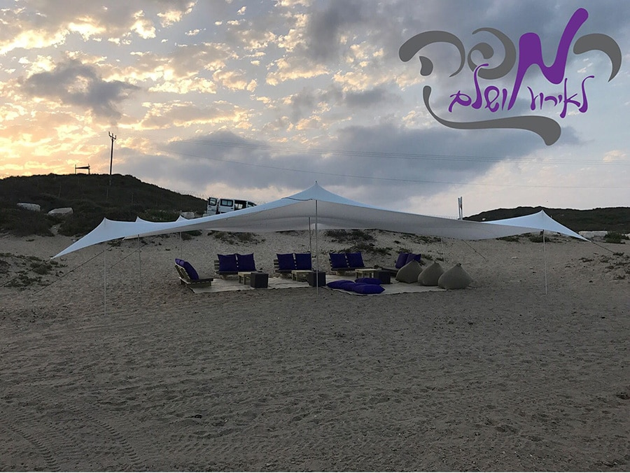אירוע חוף 40 איש