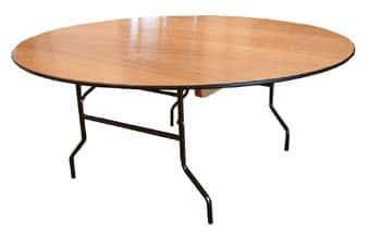 השכרת שולחן עגול לאירועים