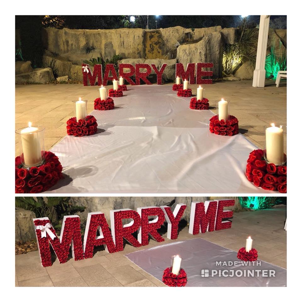 ציוד להצעת נישואין