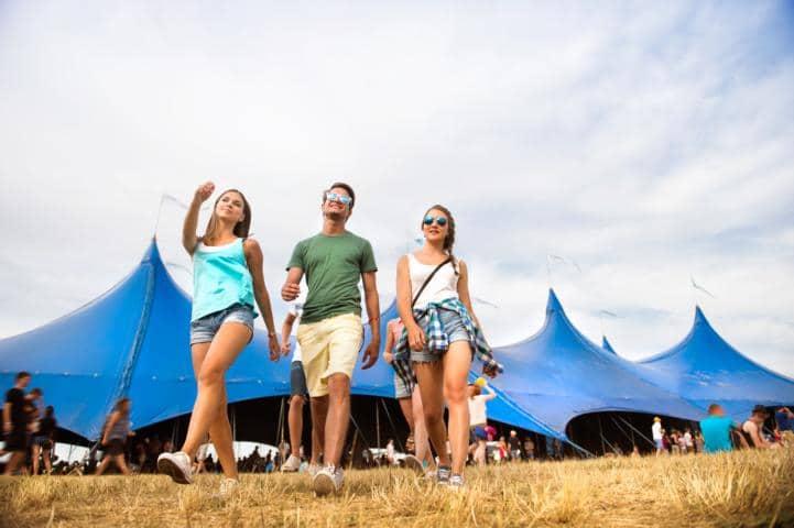 השכרת אוהלים לאירועים - גדולים וקטנים