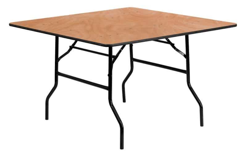 שולחן מרובע 1.67